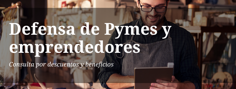 defensa pymes